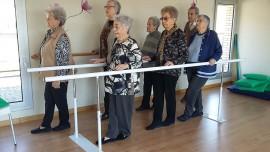 Actividad física para prevenir las caídas