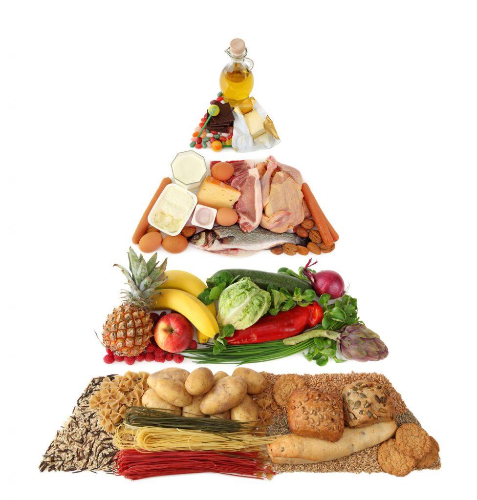Dieta equilibrada para persona mayores