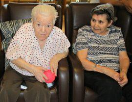alteracions demencia residencia