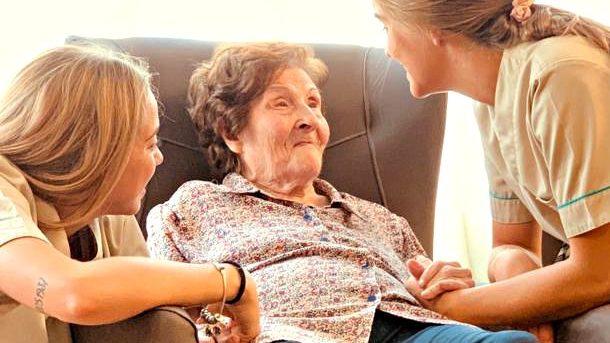 residencia allegra demencia