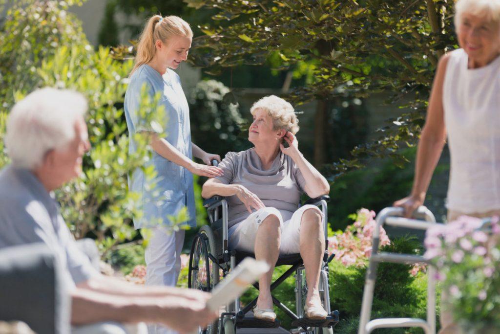 ¿Cuánto cuesta una residencia de ancianos?
