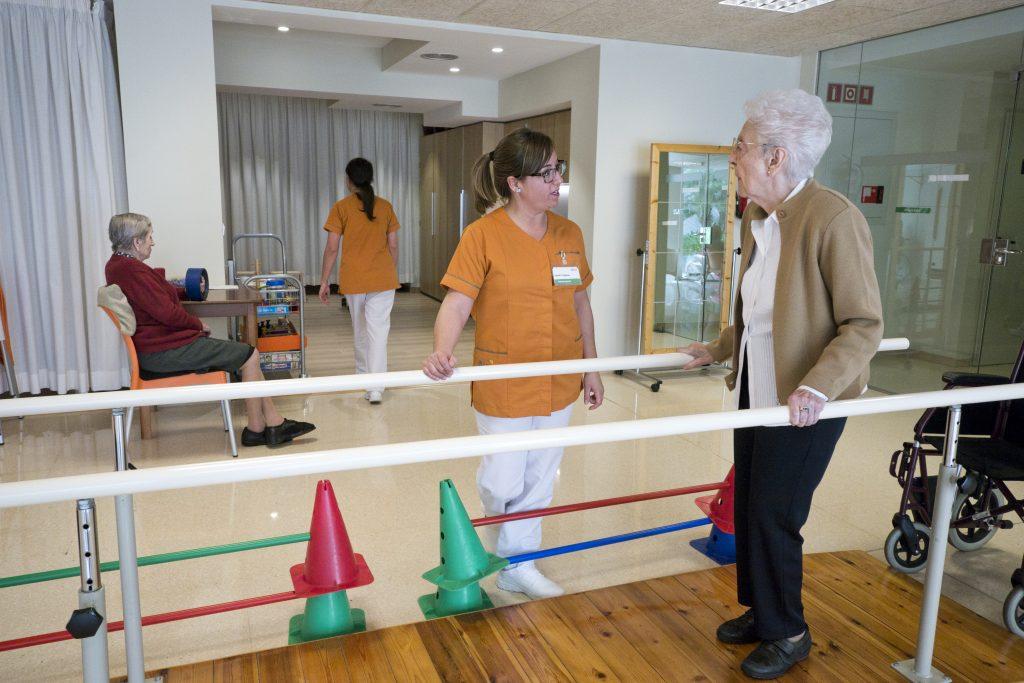 Fisioterapia en Allegra