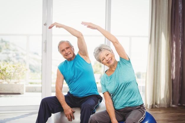yoga adultos mayores Sabadell